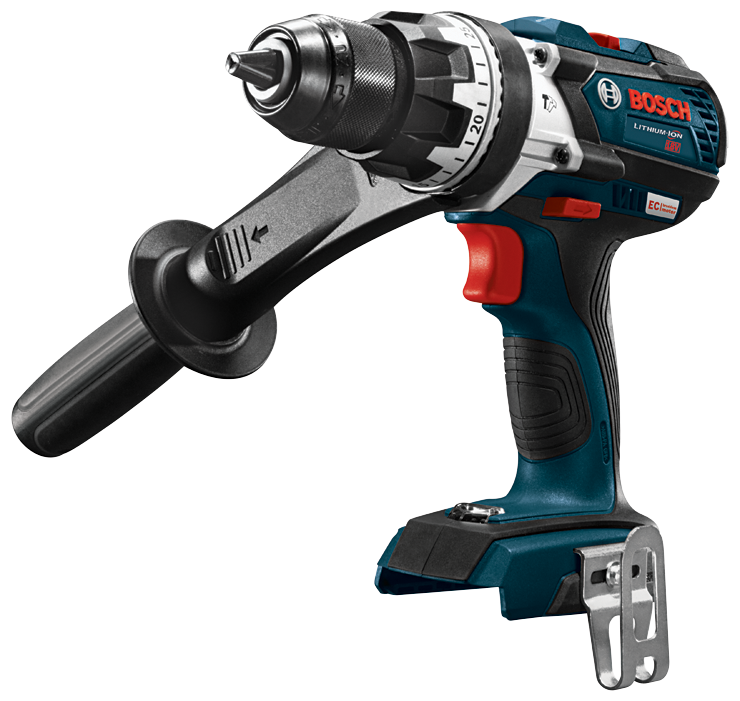 HDH183B 18V EC Brushless Brute Tough 1/2 In. Hammer Drill/Driver (Bare Tool)