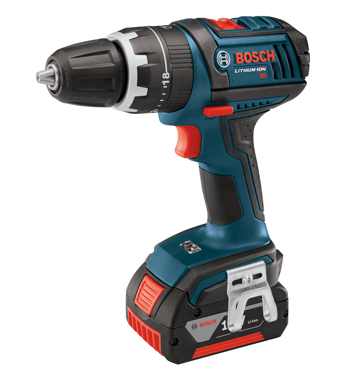 HDS181 Overview 18V Compact Tough 1/2 In. Hammer Drill/Driver