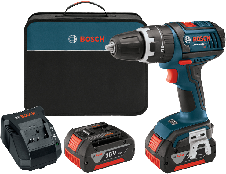 HDS181-01 18 V Compact Tough™ Hammer Drill/Driver