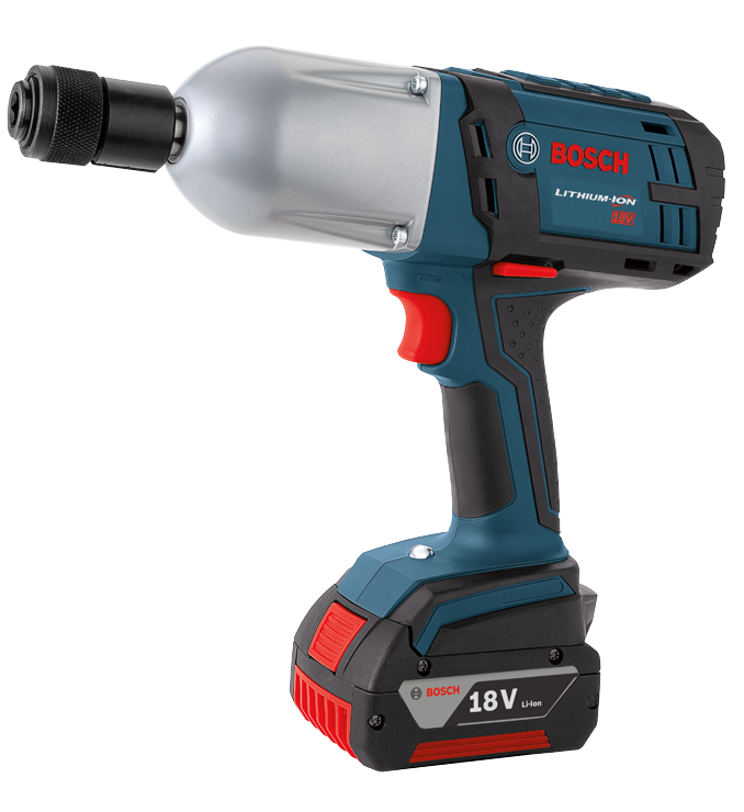 HTH182 Overview 7/16 In. Hex 18 V High Torque Impact Wrench
