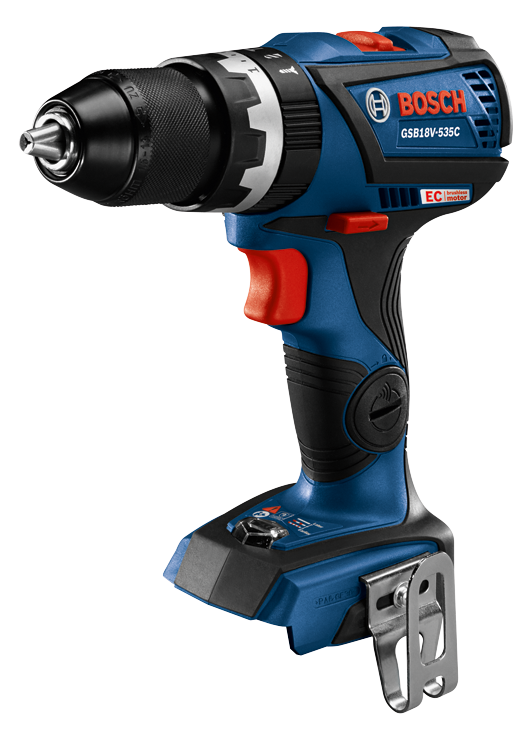 GSB18V-535CN 18 V EC Brushless Connected-Ready Compact Tough 1/2 In. Hammer Drill/Driver (Bare Tool)