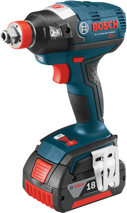 IDH182-02L 18 V EC Brushless 1/4 In. and 1/2 In. Socket-Ready Impact Driver