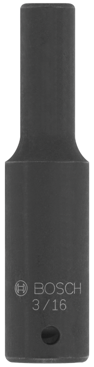 ITSO14316 3/16 In. Impact Tough™ 1/4 In. Thin-wall Hex Socket