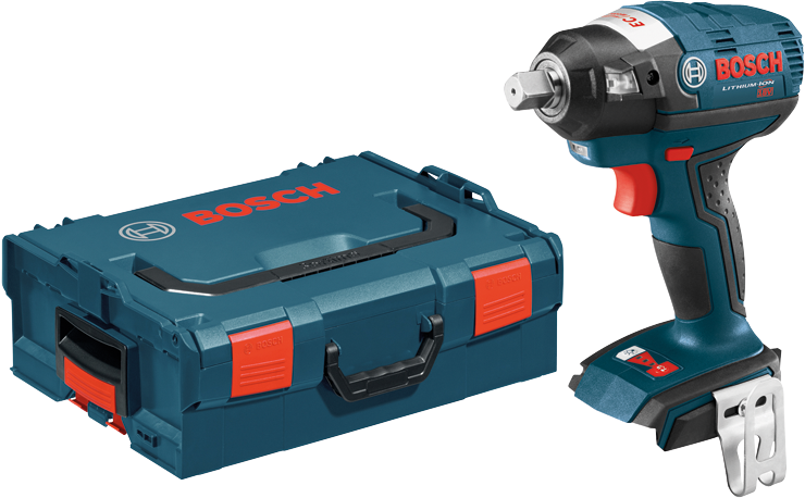 IWBH182BL 18 V EC Brushless 1/2 In. Square Drive Impact Wrench with Detent Pin