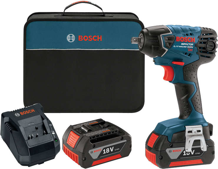 IWH181-01 18V 3/8 In. Impact Wrench Kit