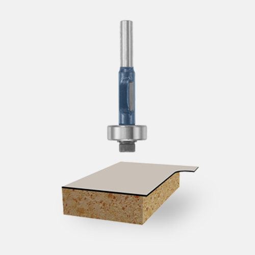 Laminate Trim Router Bits