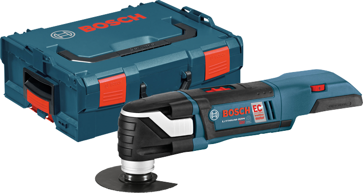 MXH180BL Brushless 18 V Cordless Multi-X Oscillating Tool with L-Boxx-2 and Exact-Fit Insert Tray