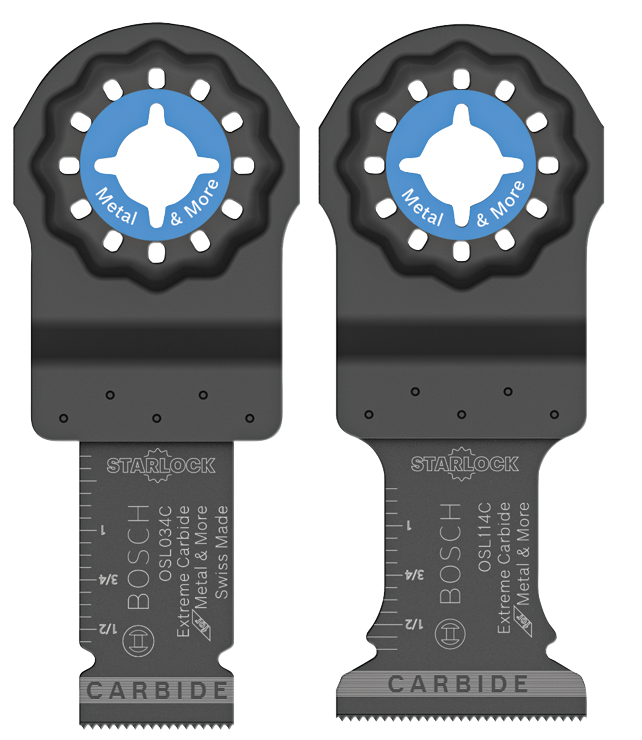 OSL002C Starlock® Oscillating Multi-Tool Accessory Blade Set 2 pc.