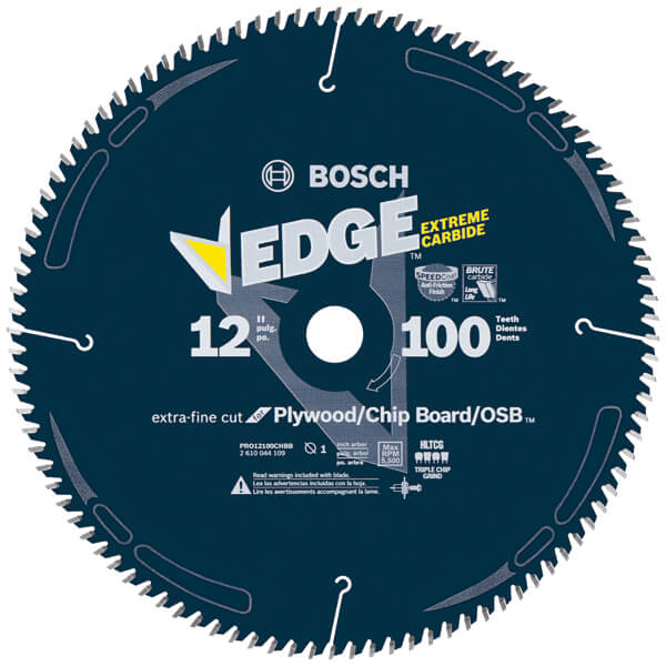 Edge OSB/Plywood/Plastic Circular Saw Blades