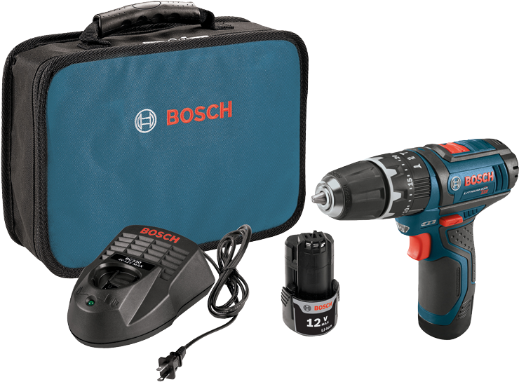 PS130-2A 12V Max 3/8 In. Hammer Drill/Driver Kit
