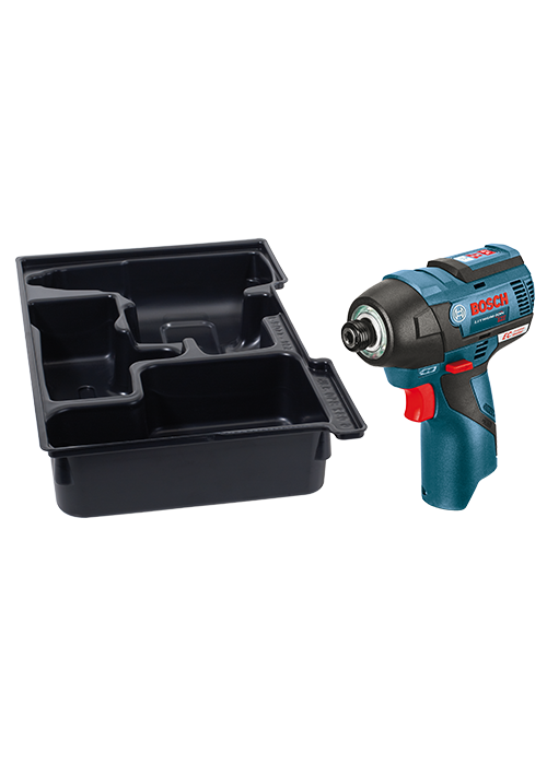 PS42BN 12V Max EC Brushless Impact Driver with Exact-Fit Insert Tray