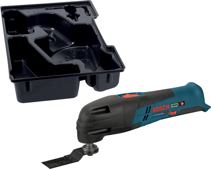 PS50BN 12 V Multi-X™ Oscillating - Tool Only with L-Boxx Insert