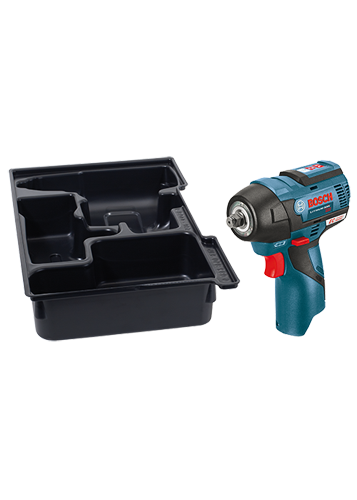 PS82BN 12V MAX EC Brushless 3/8 In. Impact Wrench with Exact-Fit™ Insert Tray