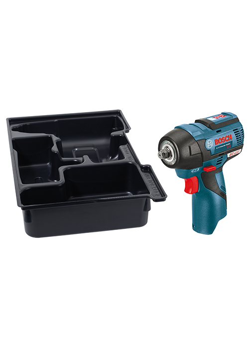 PS82BN 12V Max EC Brushless 3/8 In. Impact Wrench with Exact-Fit Insert Tray