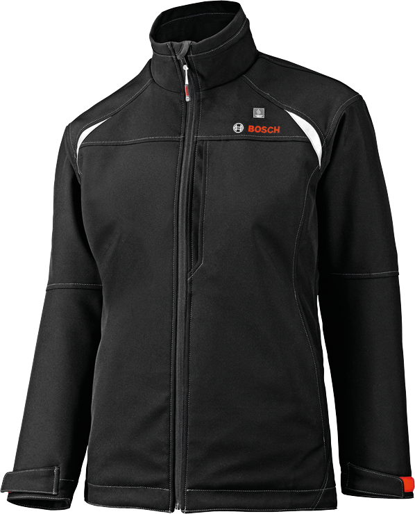 PSJ120L-102W 12 V Max Women's Heated Jacket - Size Large