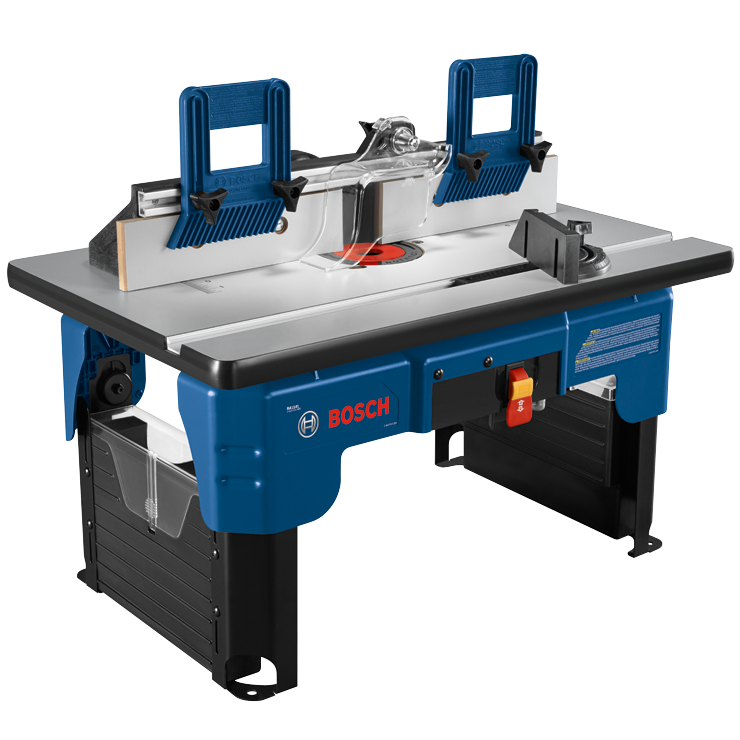 RA1141 Portable Benchtop Router Table