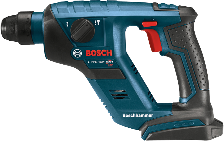 RHS181 Overview 18V SDS-plus® Compact 1/2 In. Rotary Hammer