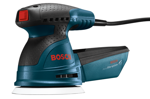 ROS10 5 In. Single-Speed Palm Random Orbit Sander/Polisher