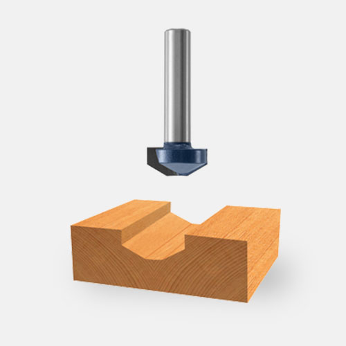 Raised Panel Router Bits