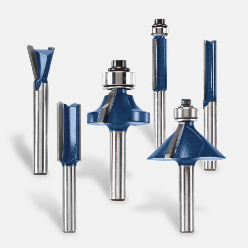 Router Bits And Components Bosch Power Tools