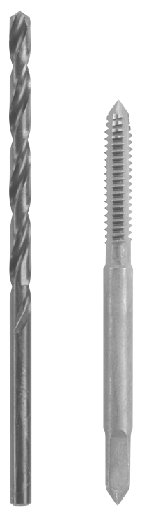 BDT632 6 - 32 Plug Tap and No. 36 Drill Bit Combo Set