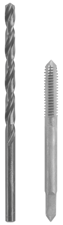 BDT832 8 - 32 Plug Tap and No. 29 Drill Bit Combo Set