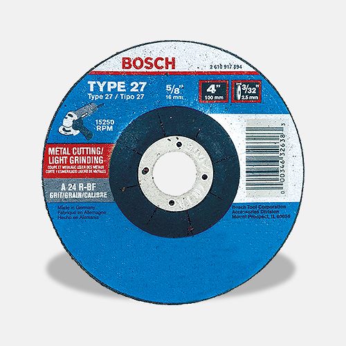 Small Angle Grinders With Slide Switch Bosch Power Tools