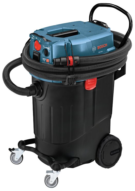 VAC140AH 14-Gallon Dust Extractor with Auto Filter Clean and HEPA Filter