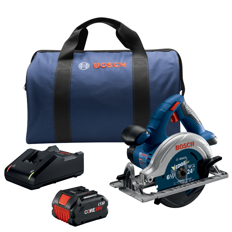 CCS180-B14A 18V 6-1/2 In. Circular Saw Kit with (1) CORE18V 8.0 Ah Performance Battery
