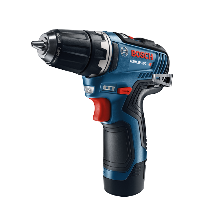 GSR12V-300 Overview 12V Max EC Brushless 3/8 In. Drill/Driver