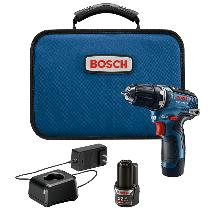 GSR12V-300B22 12V Max EC Brushless 3/8 In. Drill/Driver Kit
