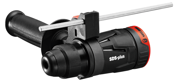 GFA18-H SDS-plus® Rotary Hammer Attachment with Side Handle