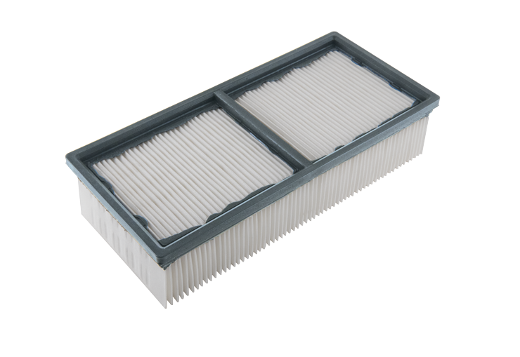 VF410 Flat Polyester Wet/Dry Filter