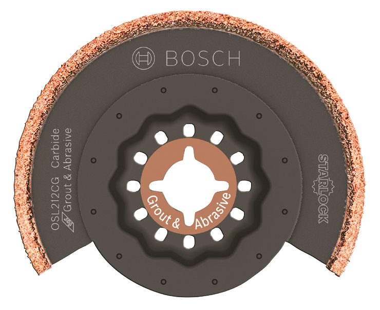 OSL212CG 2-1/2 In. Starlock® Carbide Grit Segmented Saw Blade