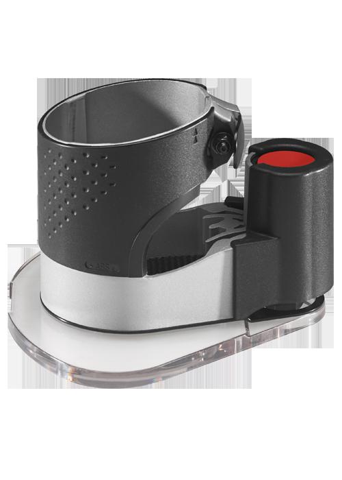 Dispositivo de detenci/ón para fijar el Adaptador al carril gu/ía con Bolsa pl/ástica. BOSCH 1600Z0003X Accesorio Fresadoras RA 32 Professional