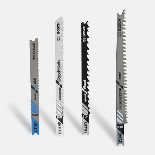 Hojas para sierra caladora bosch power tools - Hojas de sierra ...
