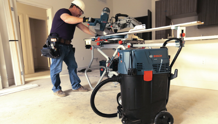 Dust Extraction Features