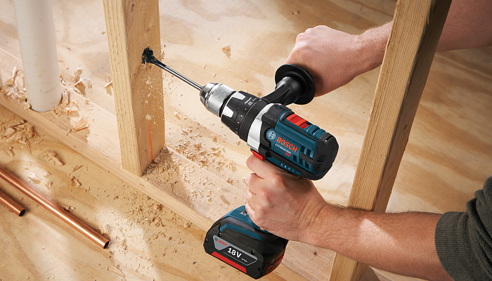 Bosch power tools north america for Application design tools