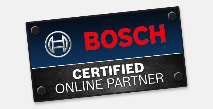 Bosch Certified Online Partners