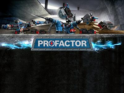 PROFACTOR Product Assortment