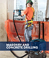Masonry and Concrete Drilling