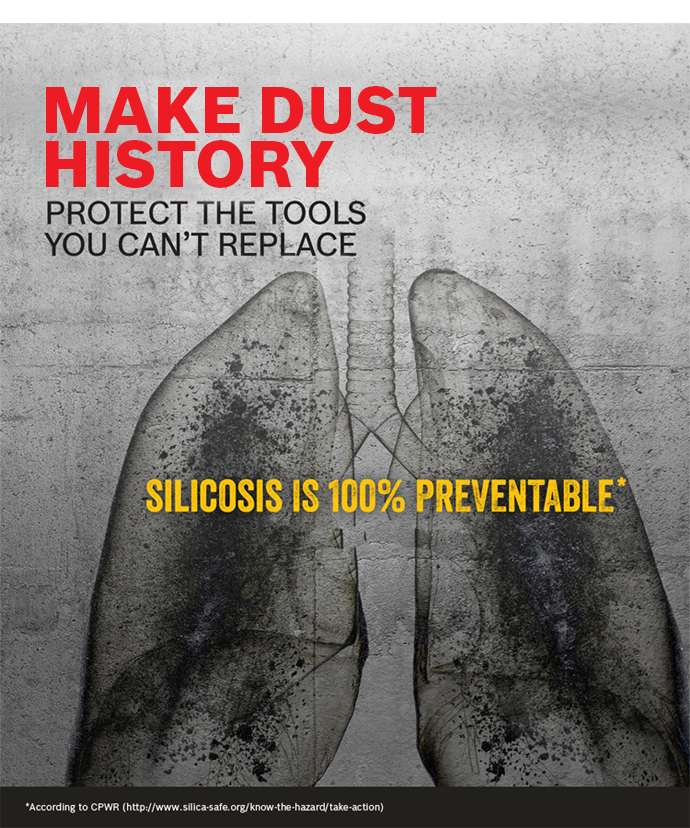 Dangers of Silica Exposed